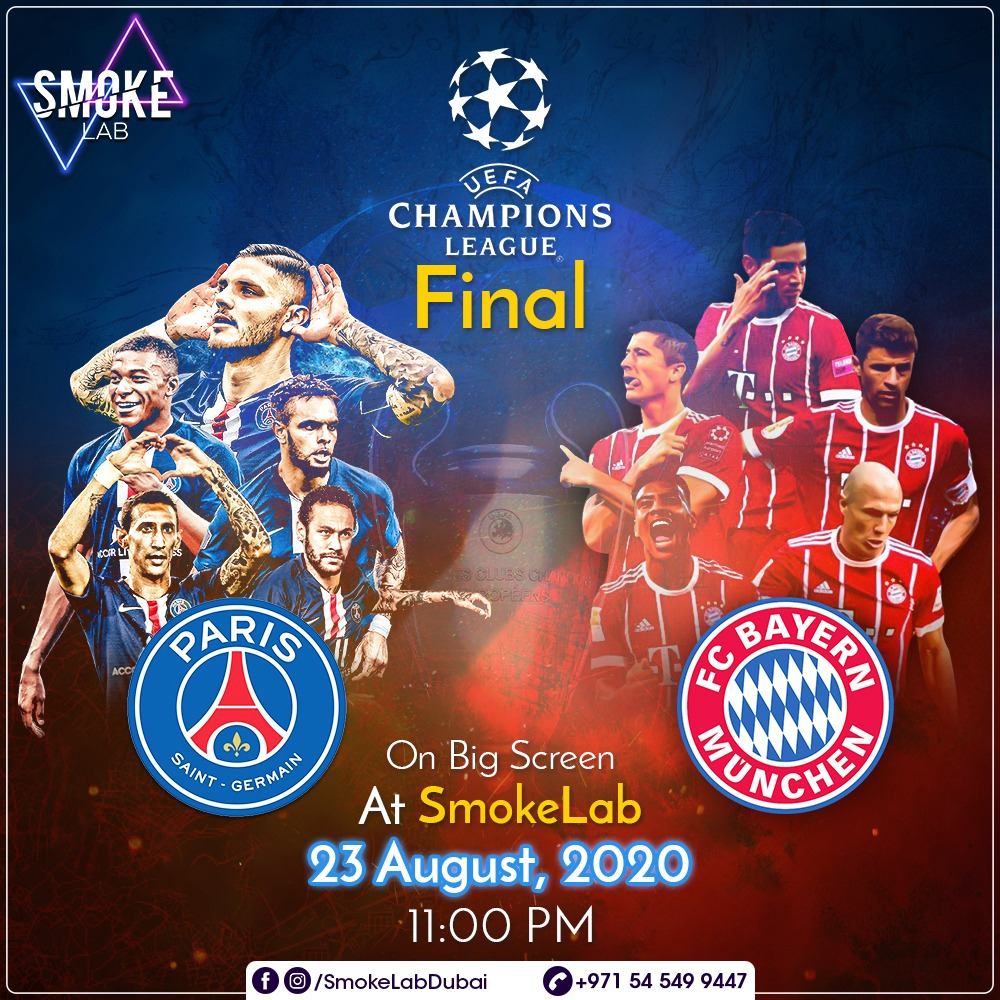 final match UEFA Champions League